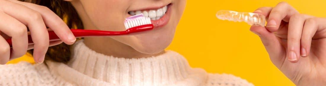 image of dental health